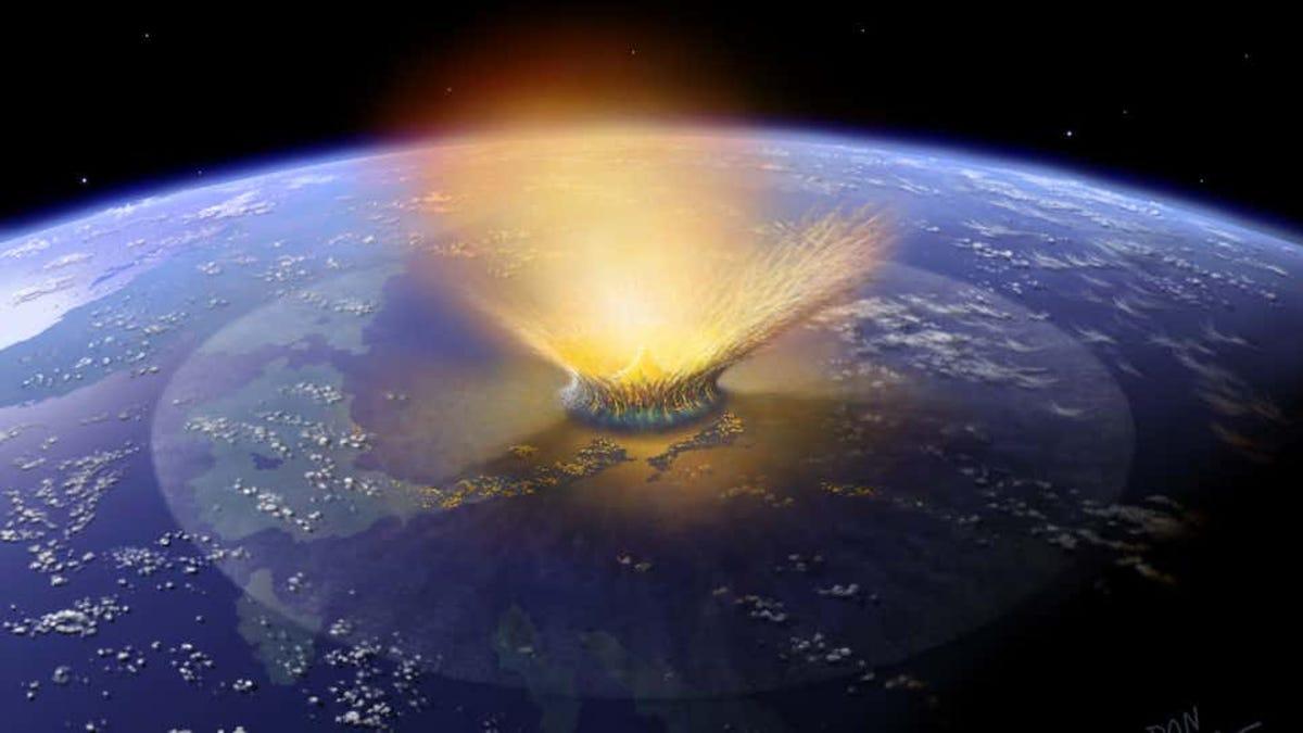 Las armas nucleares sí son efectivas contra un meteorito