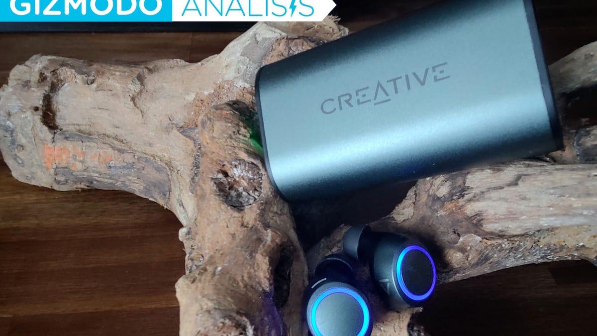 Creative Outlier Air V3: análisis, precio y carecterísticas