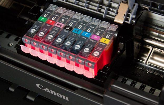 Canon desactiva el escáner de las impresoras si no hay tinta