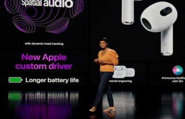 Apple presenta los nuevos MacBook Pro y la tercera generación de sus AirPods