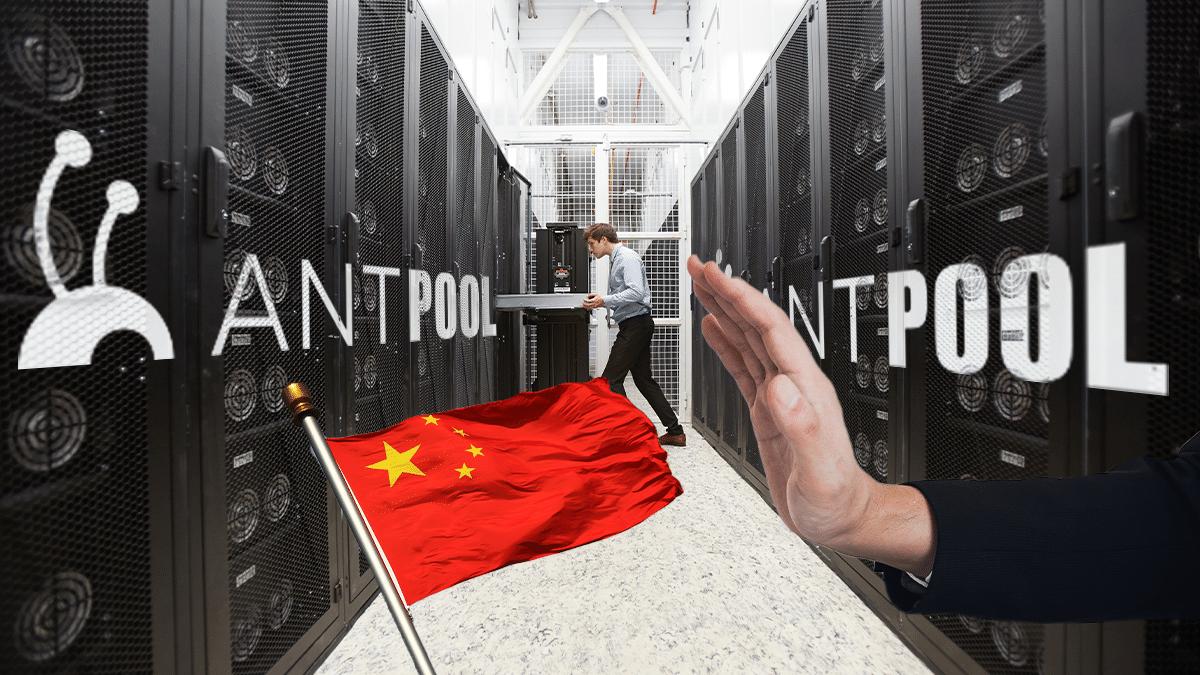 El más poderoso grupo de minería de Bitcoin restringe acceso a usuarios en China