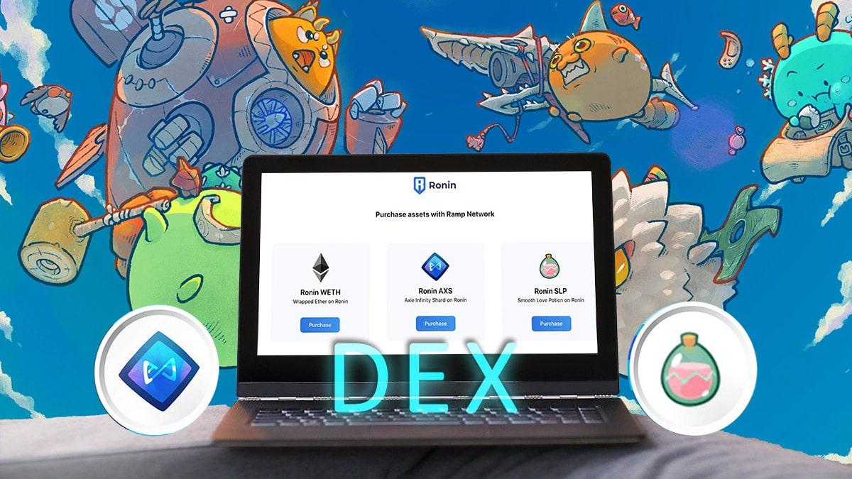 Axie Infinity creará su propio exchange para expandir su ecosistema de videojuegos