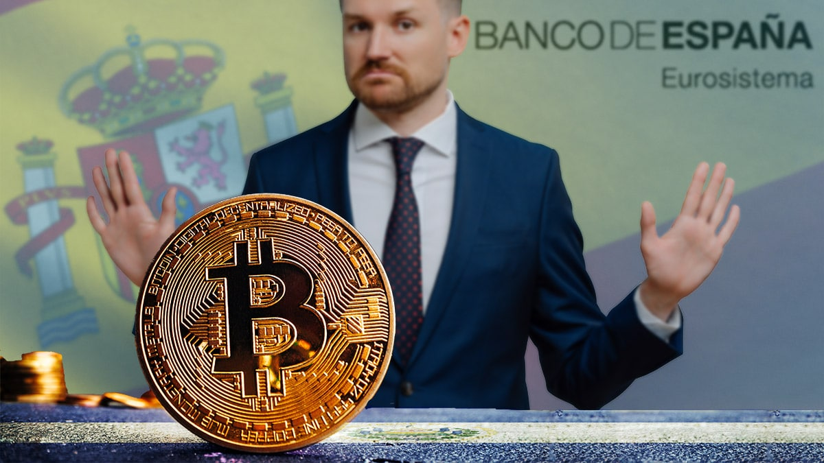 Banco de España está en contra de la Ley Bitcoin de El Salvador