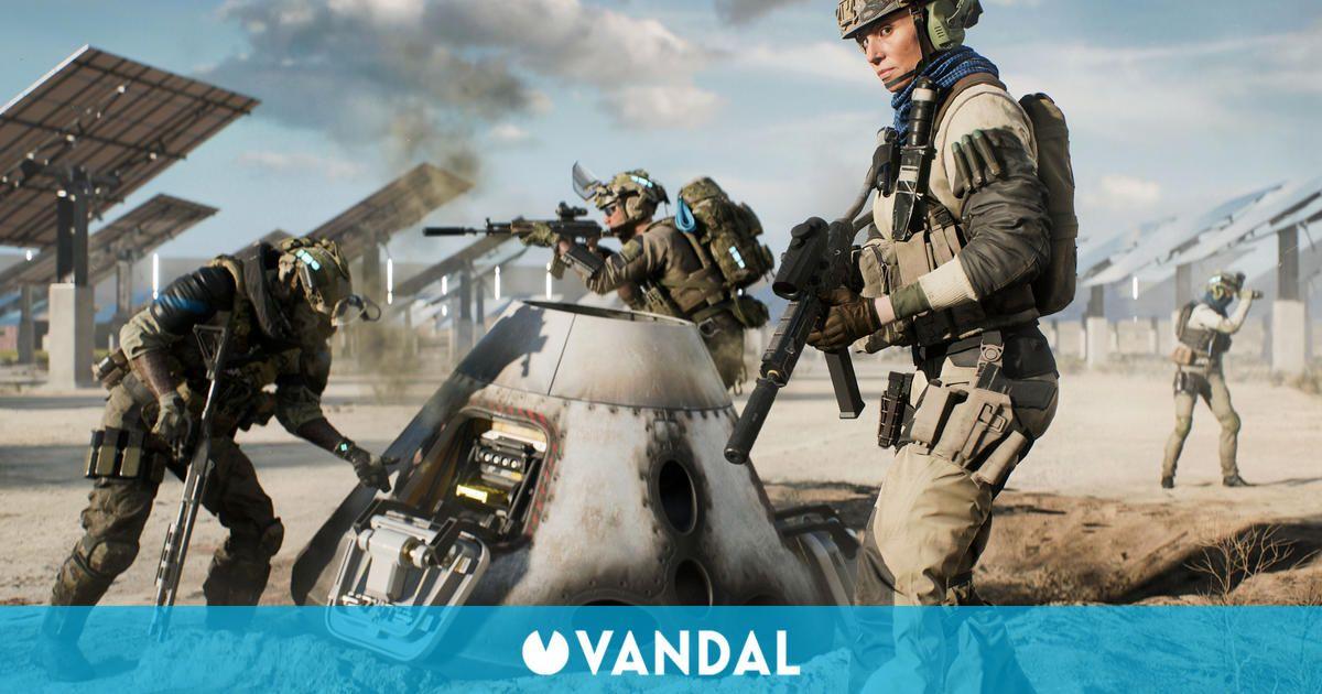 Battlefield 2042 nos presenta el primer tráiler de Hazard Zone, su modo más desafiante