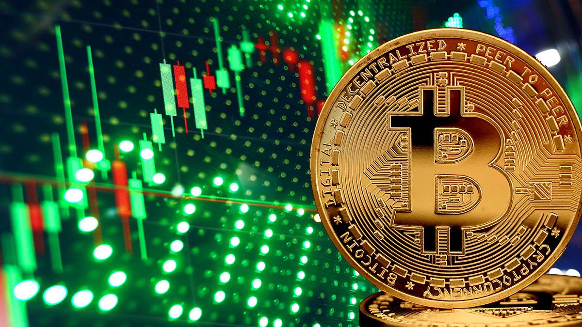 ¡Bitcoin sobre 66.000 dólares! Nuevo récord histórico de precio
