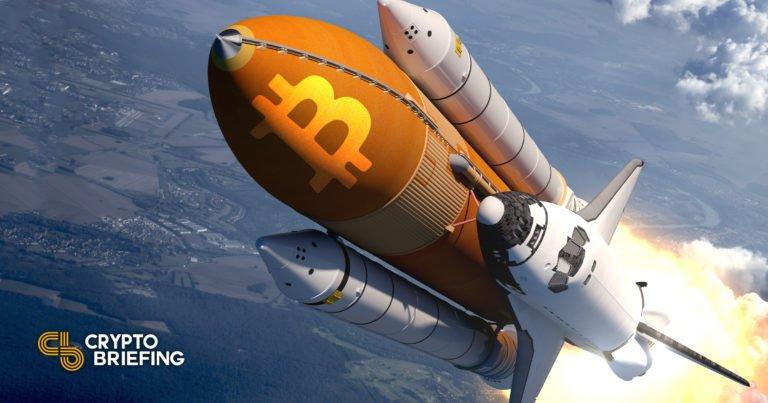 Bitcoin supera los $ 55,000 por primera vez en cinco meses