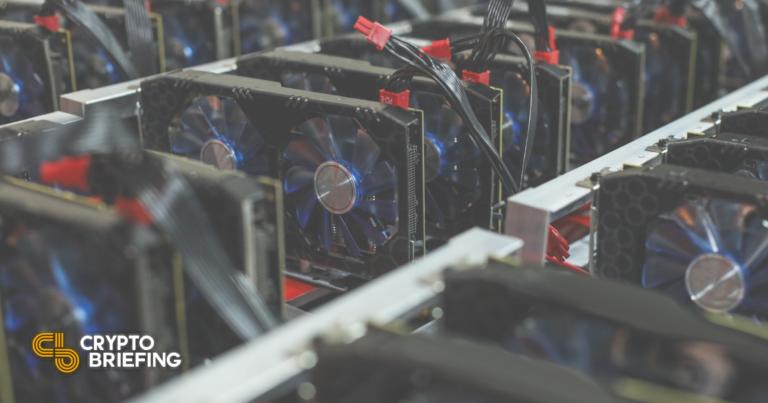 Los mineros criptográficos están acumulando recompensas de Bitcoin y Ethereum