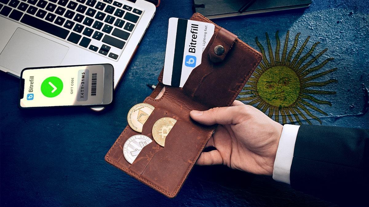 ya podés pagar con bitcoin Frávega, Movistar, Claro y más de 130 negocios