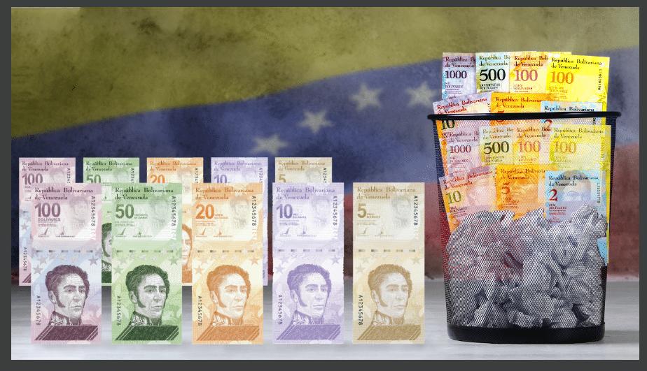 Tercera reconversión monetaria del bolívar entra en vigencia en Venezuela
