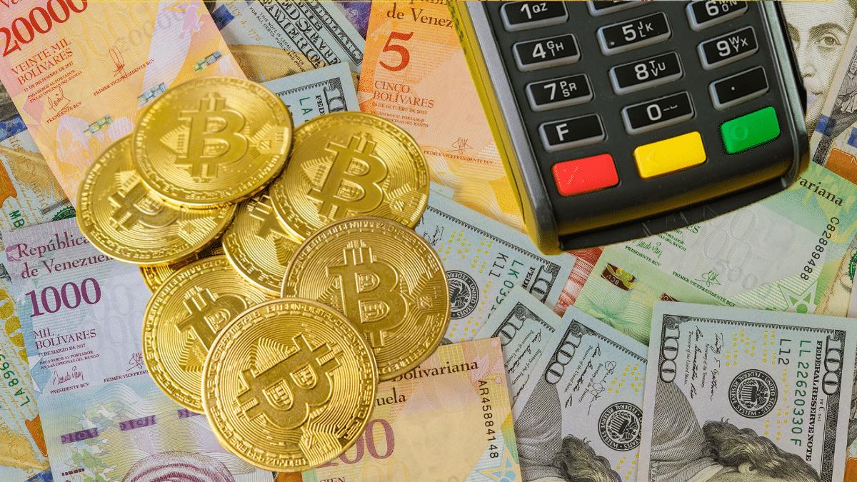 ¿es bitcoin un problema como medio de pago en Venezuela?