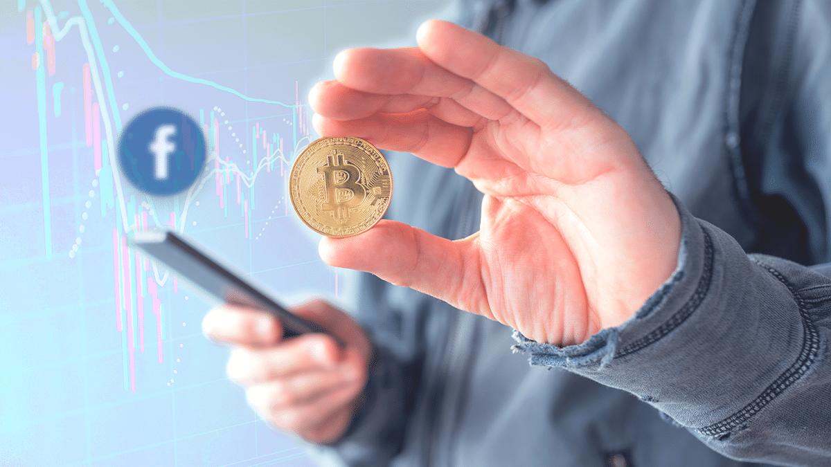 Bitcoin es más valioso que Facebook luego de la caída de la red social