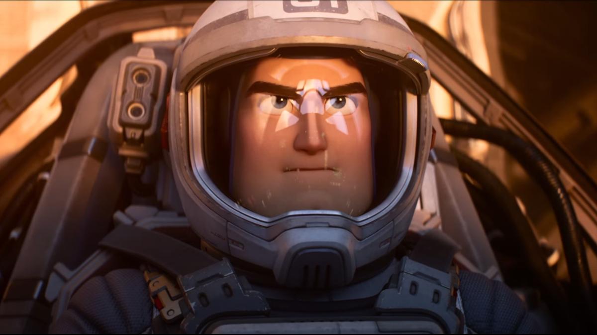 Pixar lanza el tráiler de Lightyear, la película de animación que contará los orígenes de Buzz