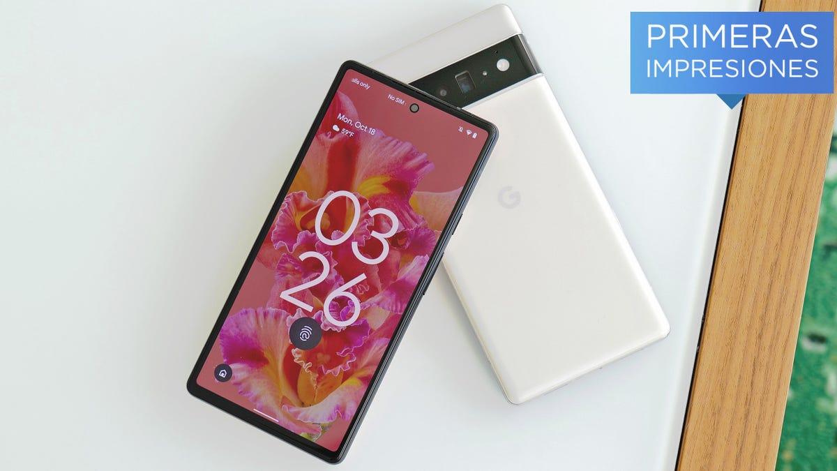 El Pixel 6 es el teléfono prémium de Google que esperábamos