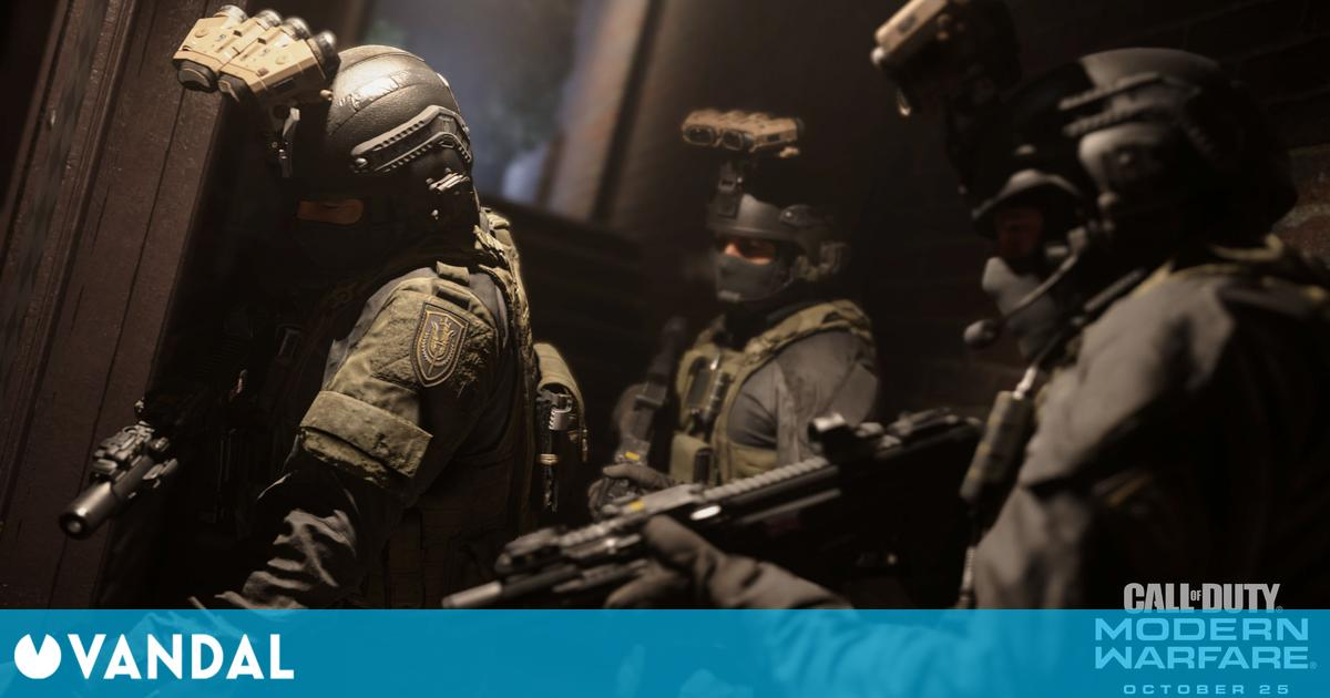Infinity Ward, desarrolladores de 'CoD: Modern Warfare', abren un nuevo estudio