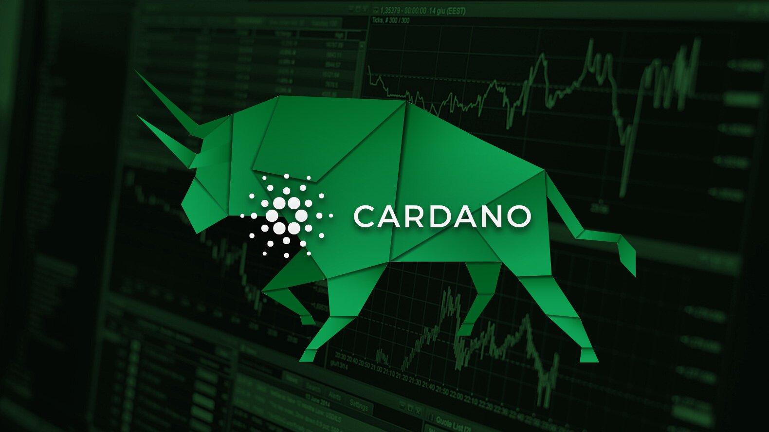 Cardano se recupera hacia $ 2.5 para recuperar el tercer lugar de Tether, ¿cuánto tiempo puede aguantar?