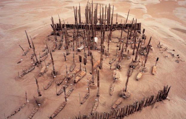 Momias conservadas en China dan pistas sobre vida en Edad del Bronce