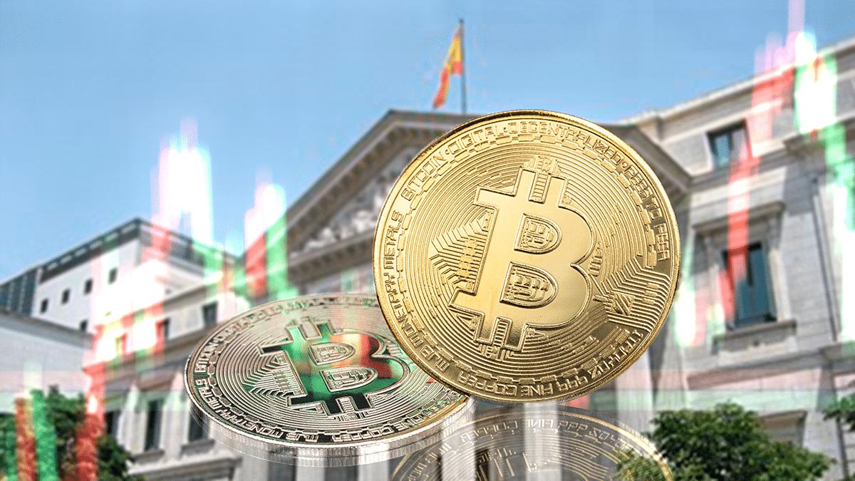 Partido de España quiere garantizar «uso racional y seguro» de bitcoin