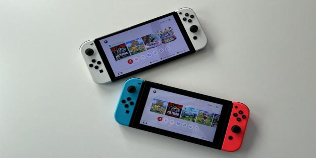 Nintendo Switch vs modelo OLED, ¿merece la pena cambiar de consola?