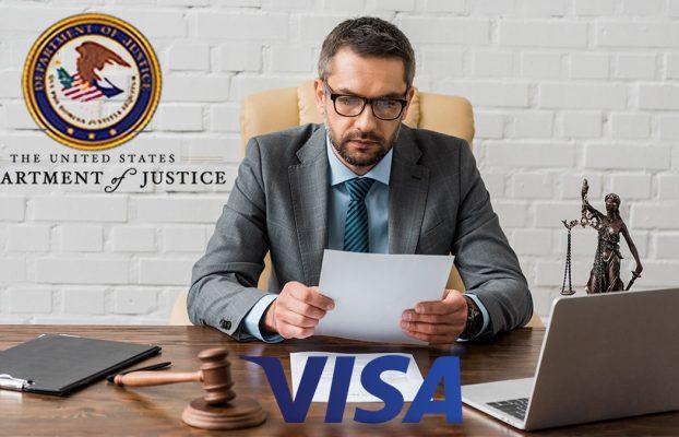 Visa está en problemas por su relación con empresas de bitcoin y criptomonedas