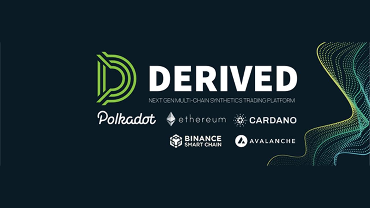 Derived recauda $ 3.3 millones para construir una plataforma descentralizada de activos sintéticos