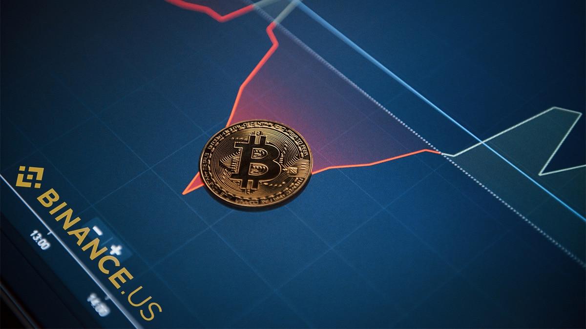 Caída relámpago de bitcoin lo llevó a USD 8.200 en Binance.US