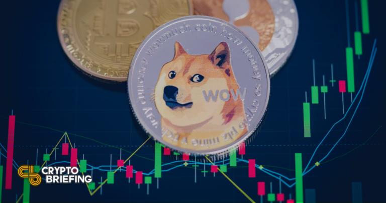 Dogecoin puede romperse con $ 0.43 en el rango objetivo