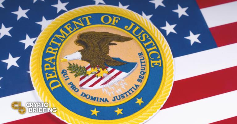 El Departamento de Justicia de EE. UU. Lanza el equipo de aplicación de cifrado