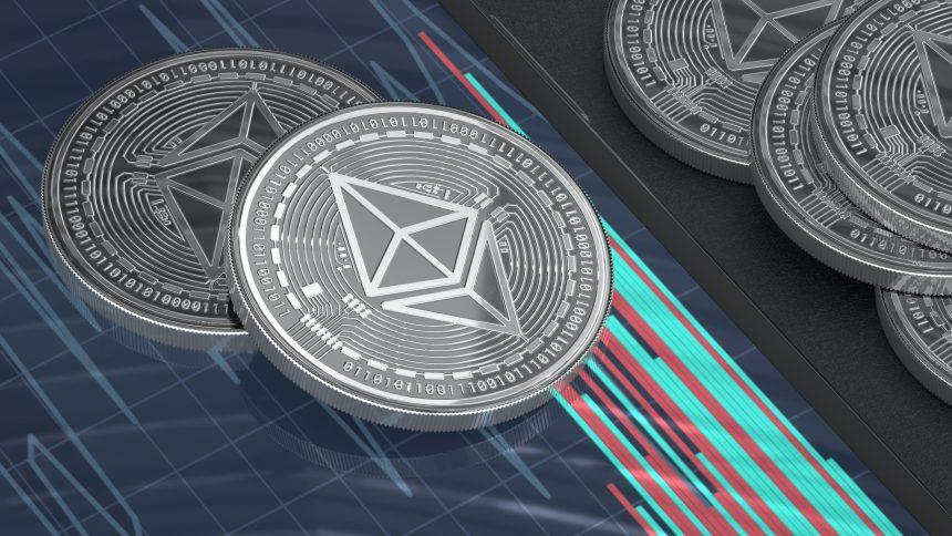 Ethereum parece estar listo para explotar a medida que 400,000 ETH sale de Coinbase