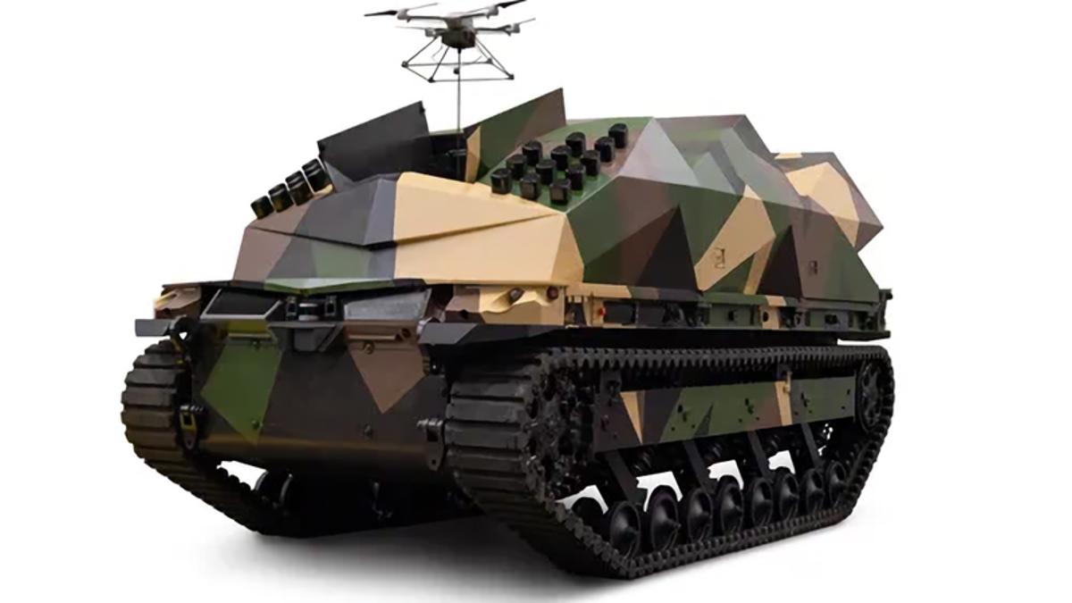 Ejército de Estados Unidos hará un simulacro con tanques robot