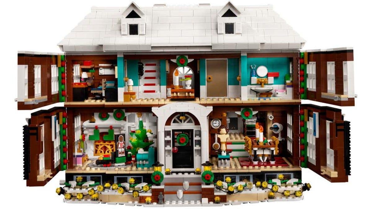 Solo en Casa ya tiene su propio set de Lego
