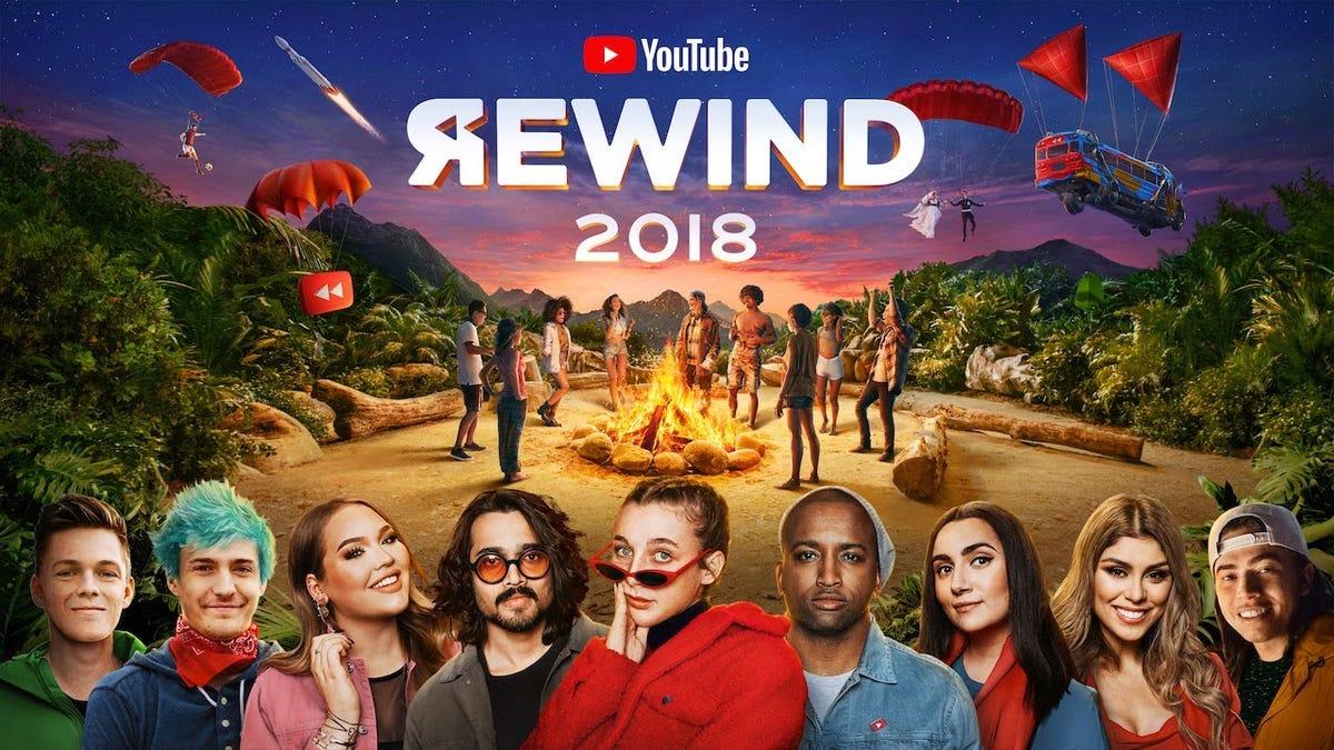 YouTube cancela YouTube Rewind para siempre tras batir todos los récords de 'dislikes'