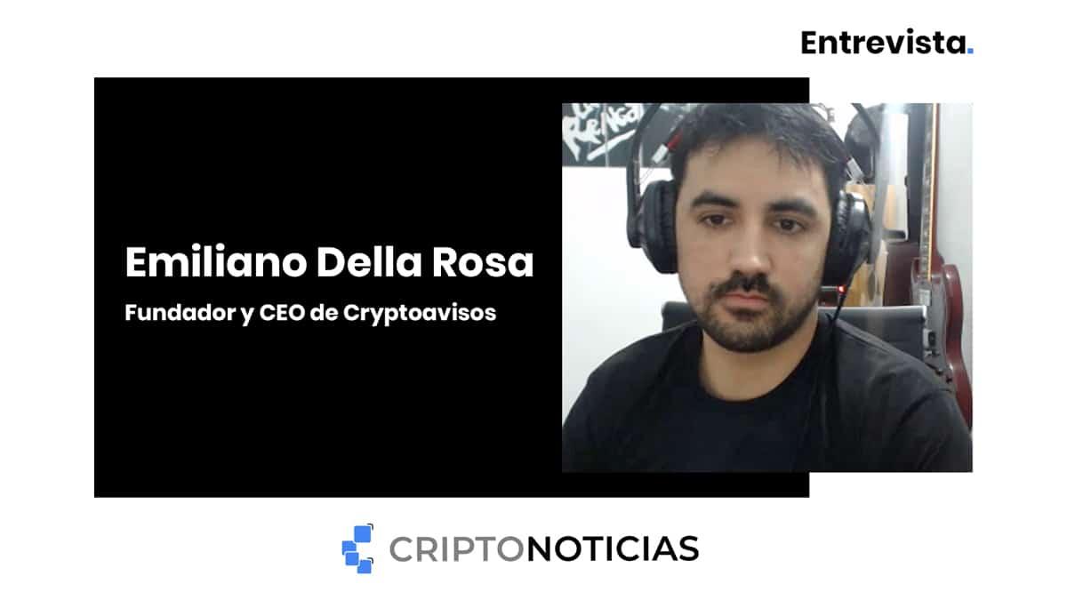 «Queremos que la gente entienda el potencial de vender con criptomonedas»