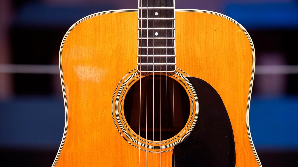 Google añade un afinador de guitarra dentro de su navegador