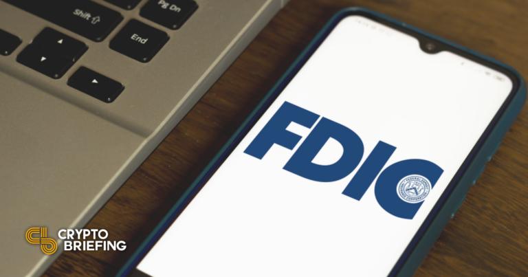La FDIC de EE. UU. Podría ayudar a los bancos a mantener criptomonedas