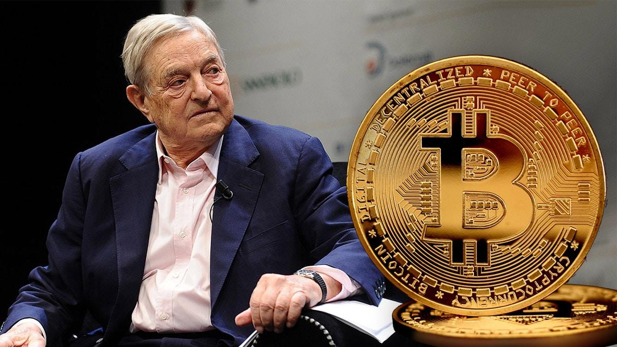 George Soros ya tiene bitcoins en su fondo de inversión