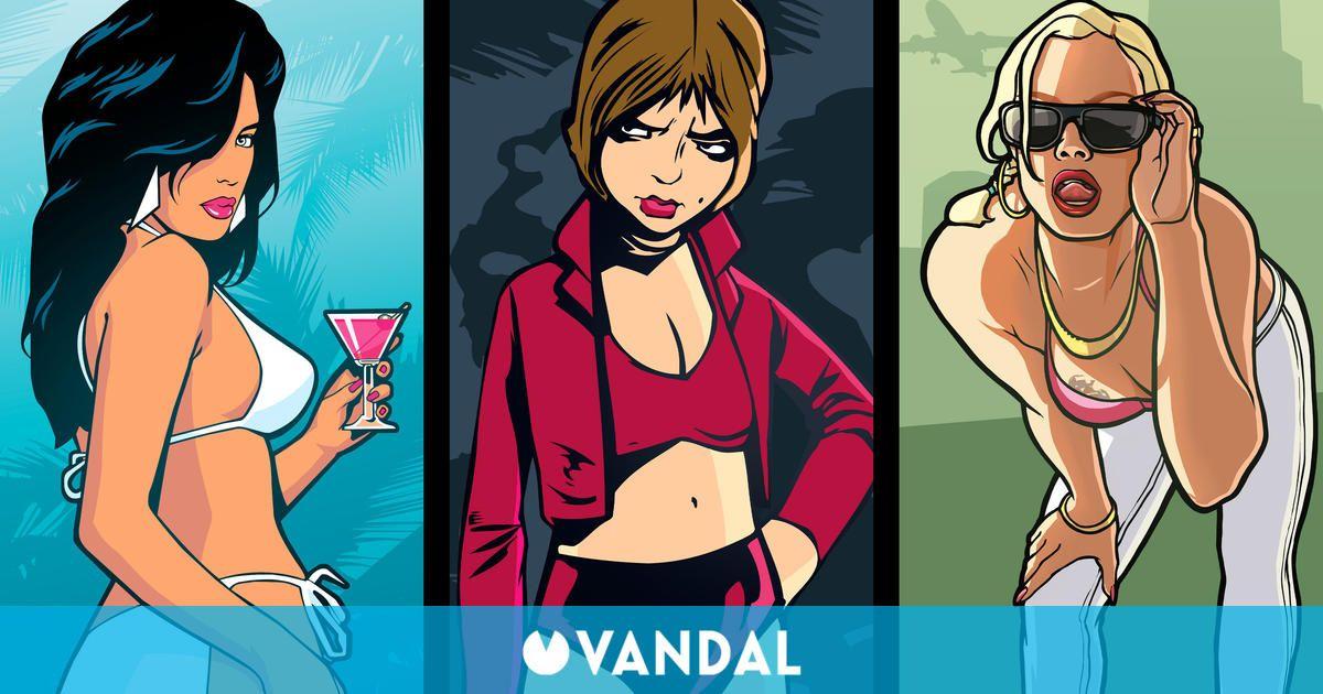 GTA: The Trilogy se lanza el 11 de noviembre en digital, el 6 de diciembre en físico