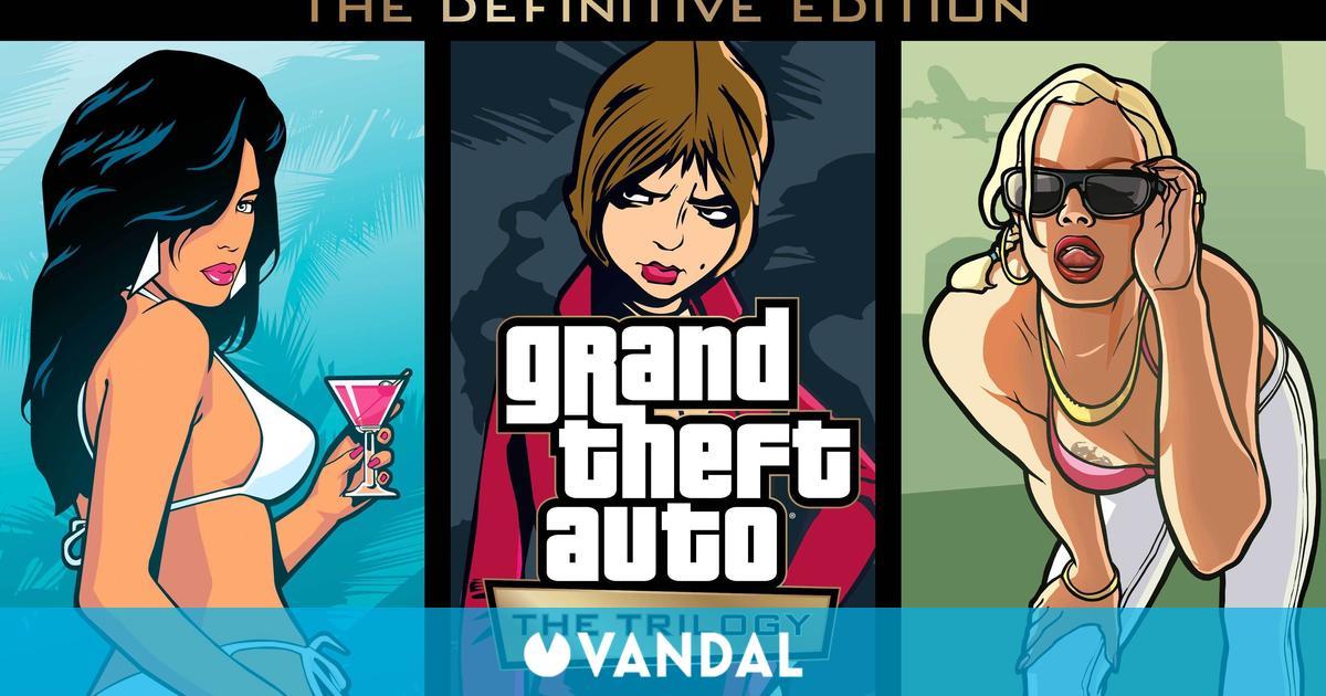 GTA: The Trilogy confirmaría los rumores: cambios en control, mejores gráficos y más
