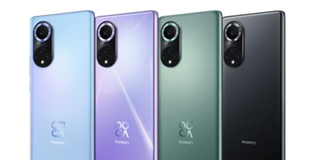 Así es el nuevo Huawei Nova 9, un 'smartphone' para los más jóvenes