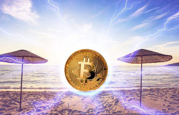 Desde la playa «El Zonte» en El Salvador se pueden enviar más de USD 1 millón en bitcoin