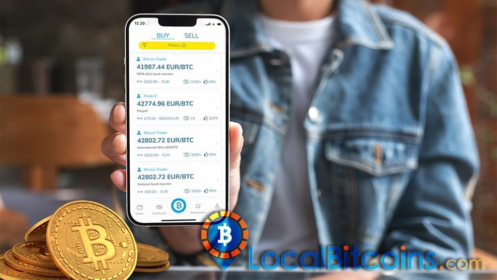 LocalBitcoins lanza app móvil para comercio P2P de bitcoin