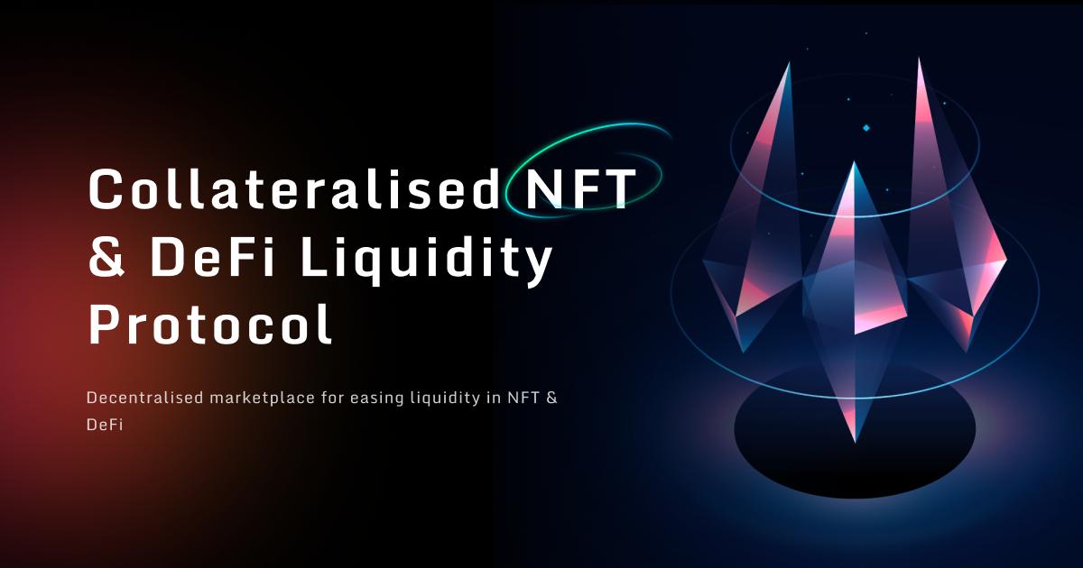 No venda, garantice;  Dice NFT Liquidity Platform Strip Finance