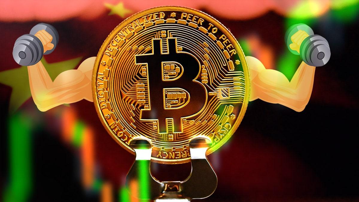 bitcoin es más fuerte que las prohibiciones de China