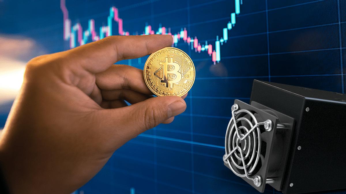 dificultad, hash rate y precio de Bitcoin en máximos históricos