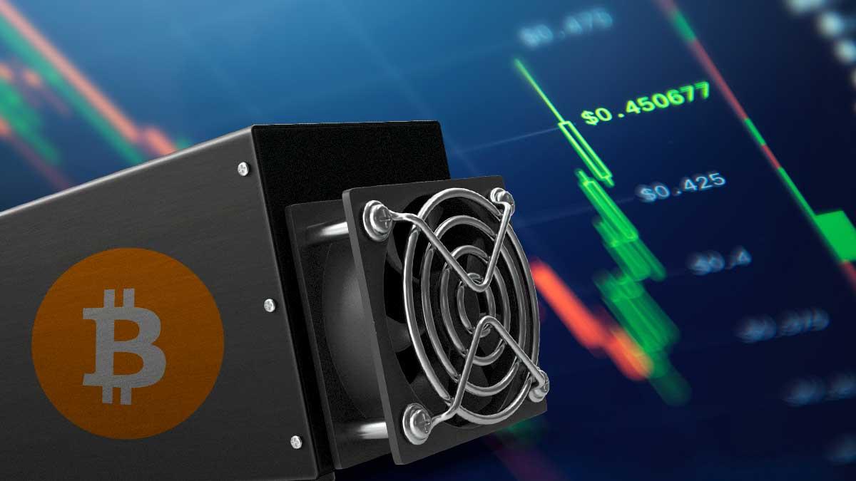 Hash rate de Bitcoin se triplica y se acerca a niveles previos al veto de la minería China