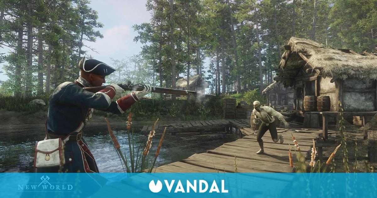 New World: Los jugadores se quejan de las cambios en la transferencia de servidor