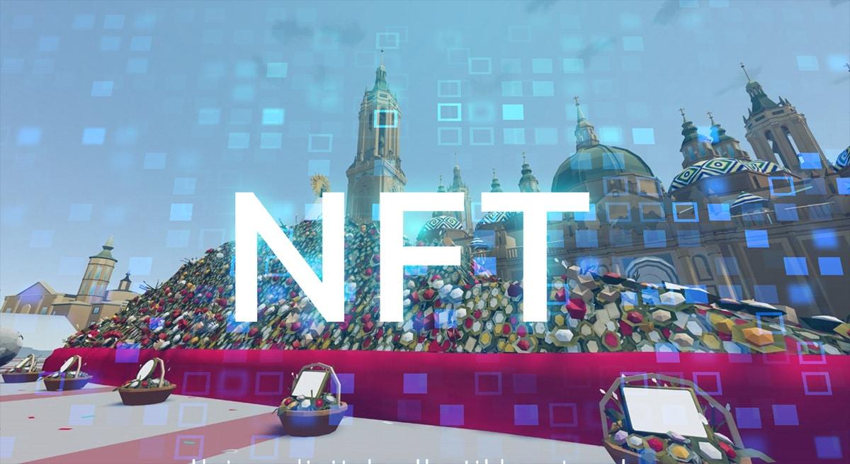 Las fiestas del Pilar de Zaragoza tendrán su propia colección de NFT oficial