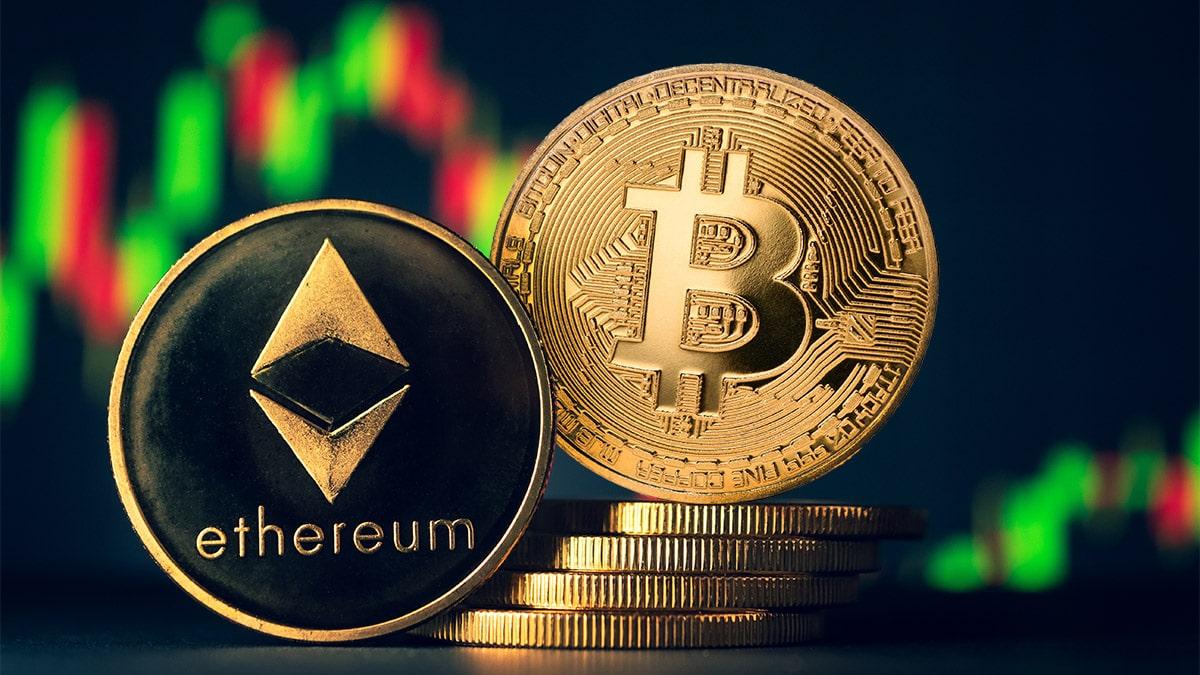 Bitcoin y ether tienen tanto volumen de oferta y demanda que ha bajado su volatilidad