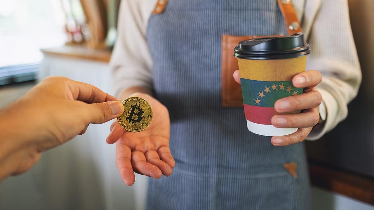 ¿Cuán común es pagar con bitcoin y criptomonedas en Venezuela?