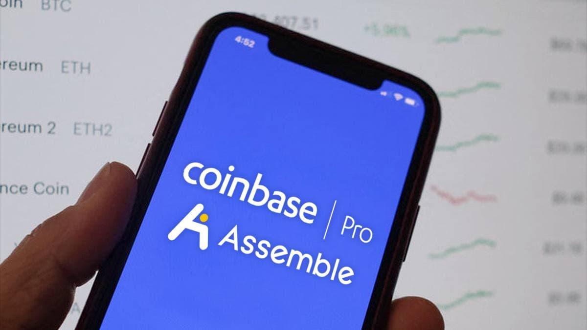 ASSEMBLE Protocol Rallies 200% siguiendo el listado de Coinbase.com