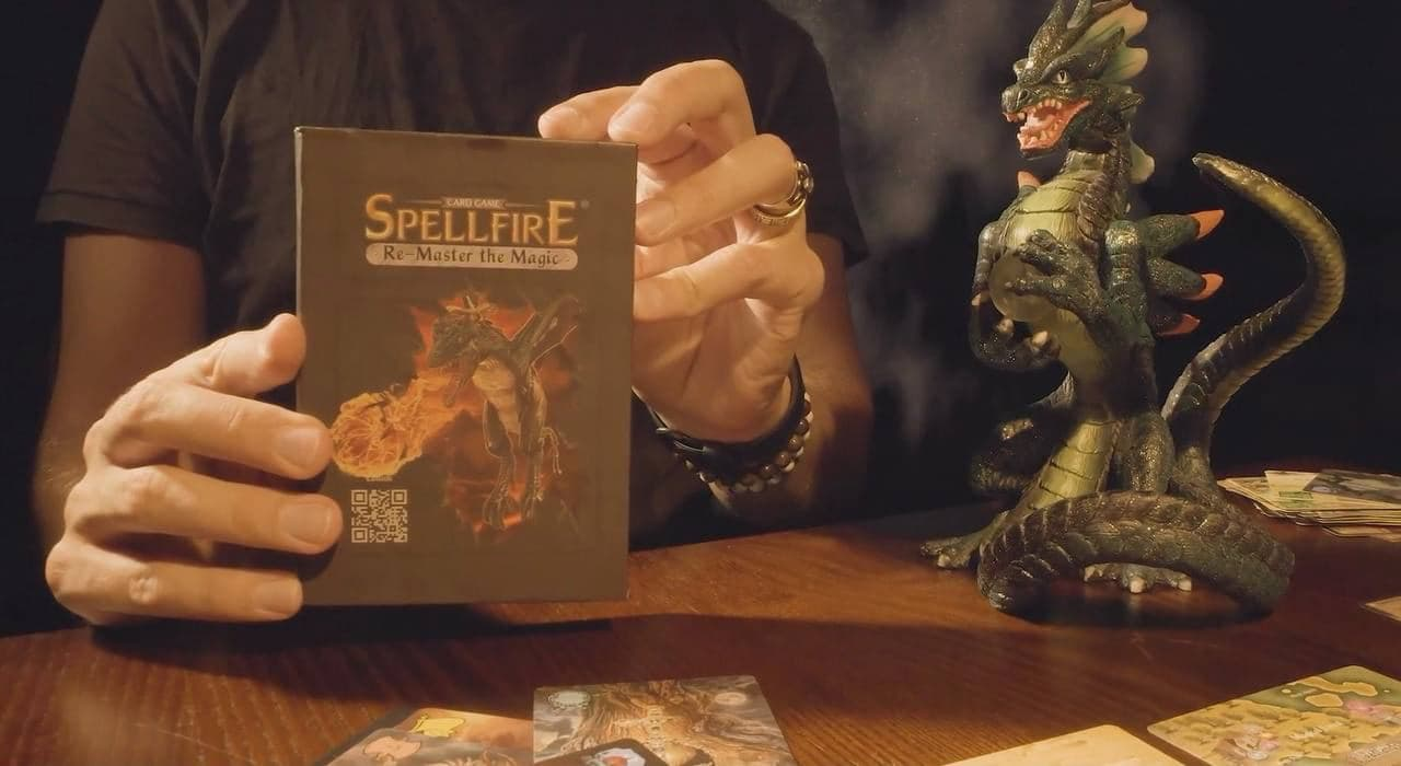 Spellfire Crea 100 tarjetas NFT raras para vender en OpenSea